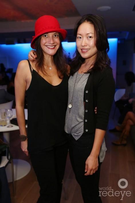 Amber Toback & Julie Kim