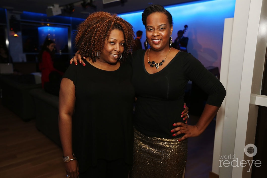 Ingrid B & Maha Adachi
