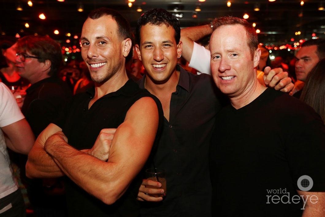 Nathan Johnson, Adam Meiras, & Robert Bryan