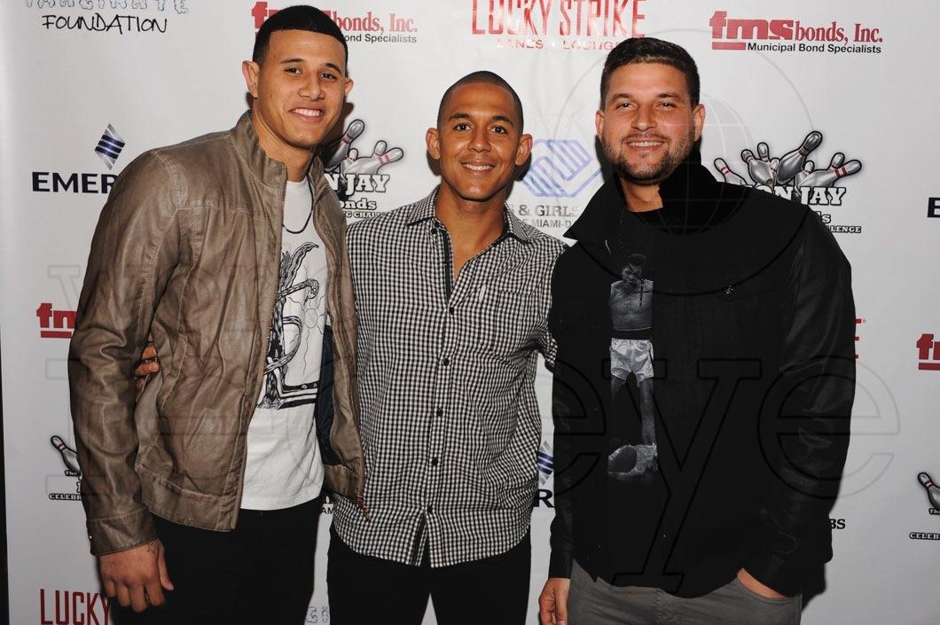 Manny Machado, Jon Jay