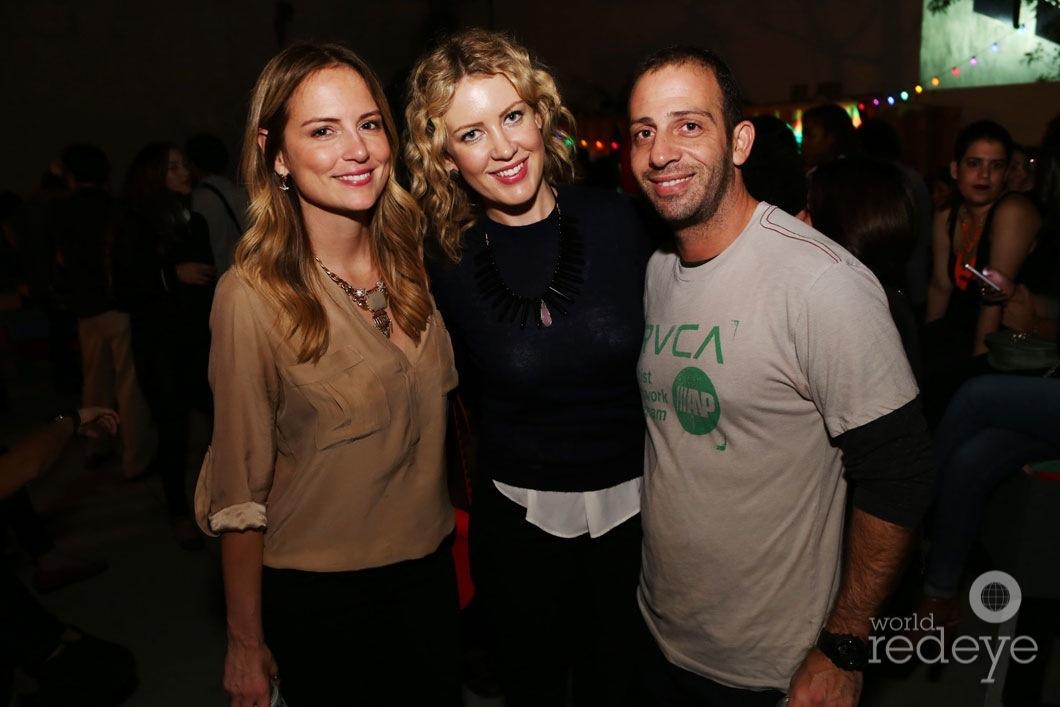 Jordana Mesner, Stephanie Giles, & Yosi Tal