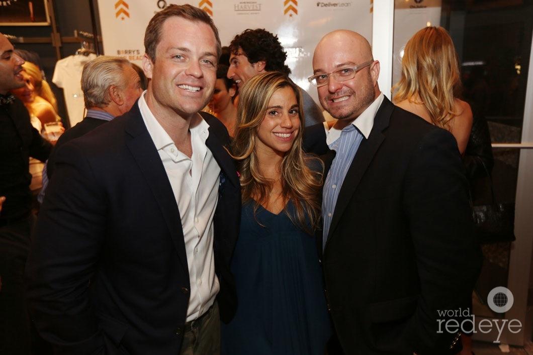 Matthew Smith, Alycia Stevenin, & James Wark