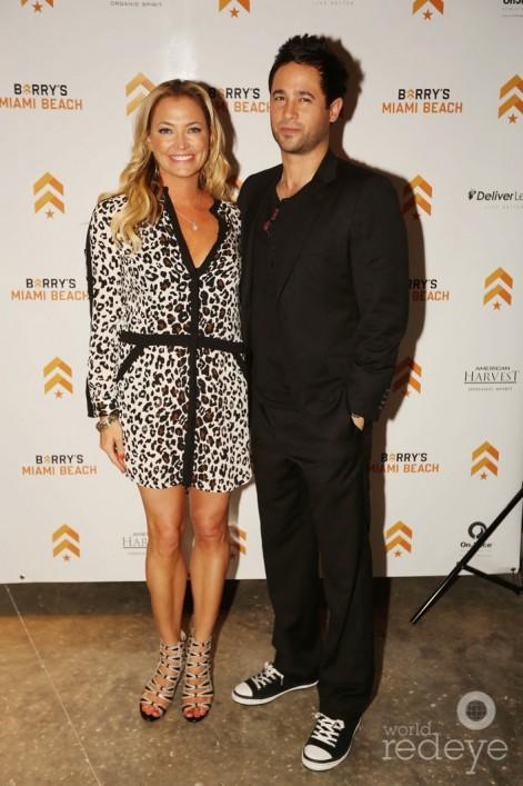 Whitney Kroenke & Chris Mussallem