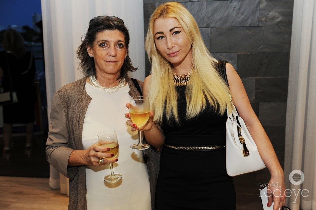 Nicoleta Canesi & Svjetlana Davidovic