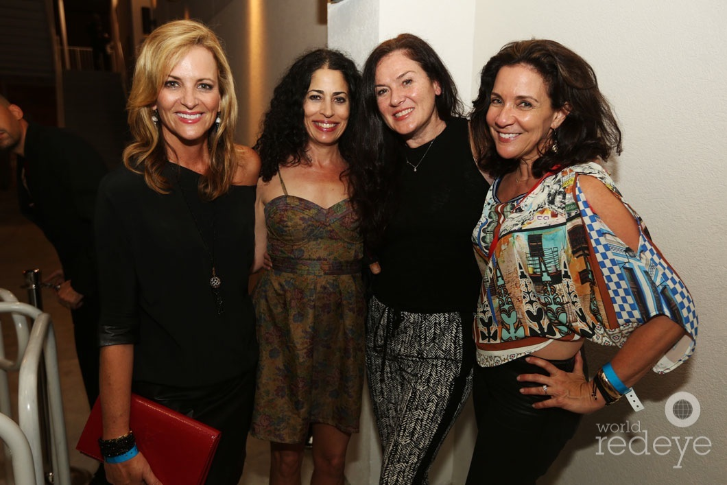 Lisa Petrillo, Michelle Addison, Linda Levy Goldberg, & Friends
