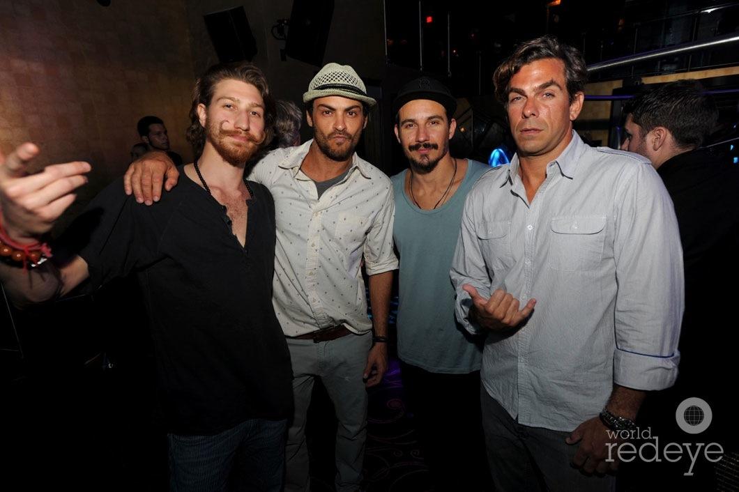 Jordan Mermell, Paulo Cardoso, & Biz Martinez