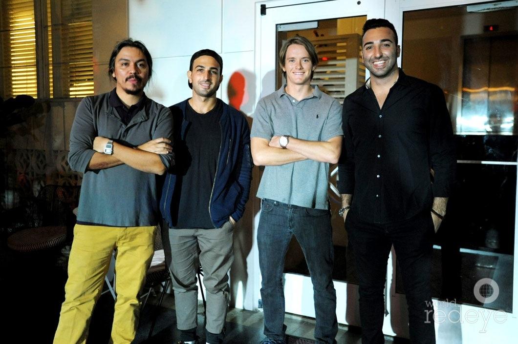 Tatanka, Erik Yehezkel, Burton Wilkins, & Romi Maowardi