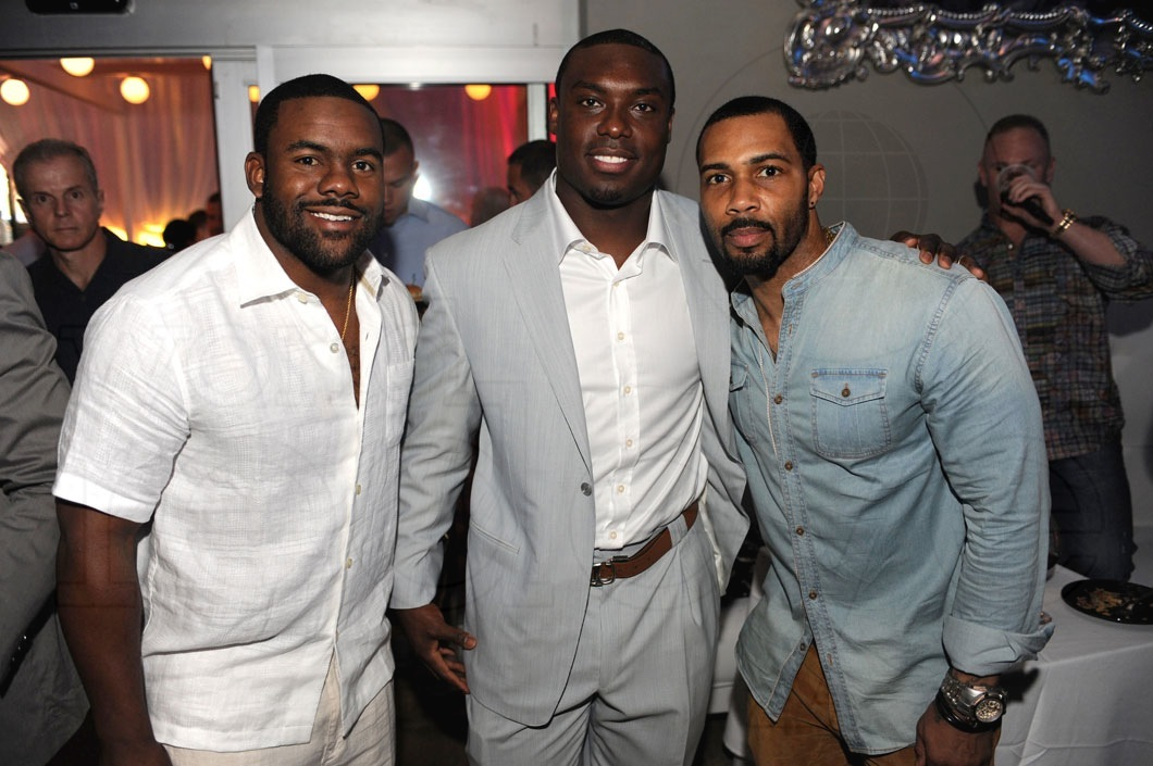 _24-Mark-Ingram,-Ronnie-Brown,-&--Omari-Hardwick