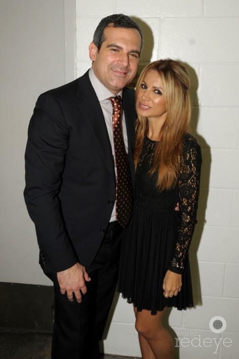 Andrew Weissman & Natalia Diaz Weissman