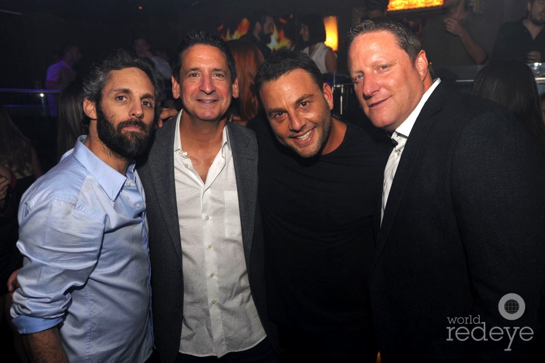 Philip Goldfarb, David Grutman, & Jeff Klein
