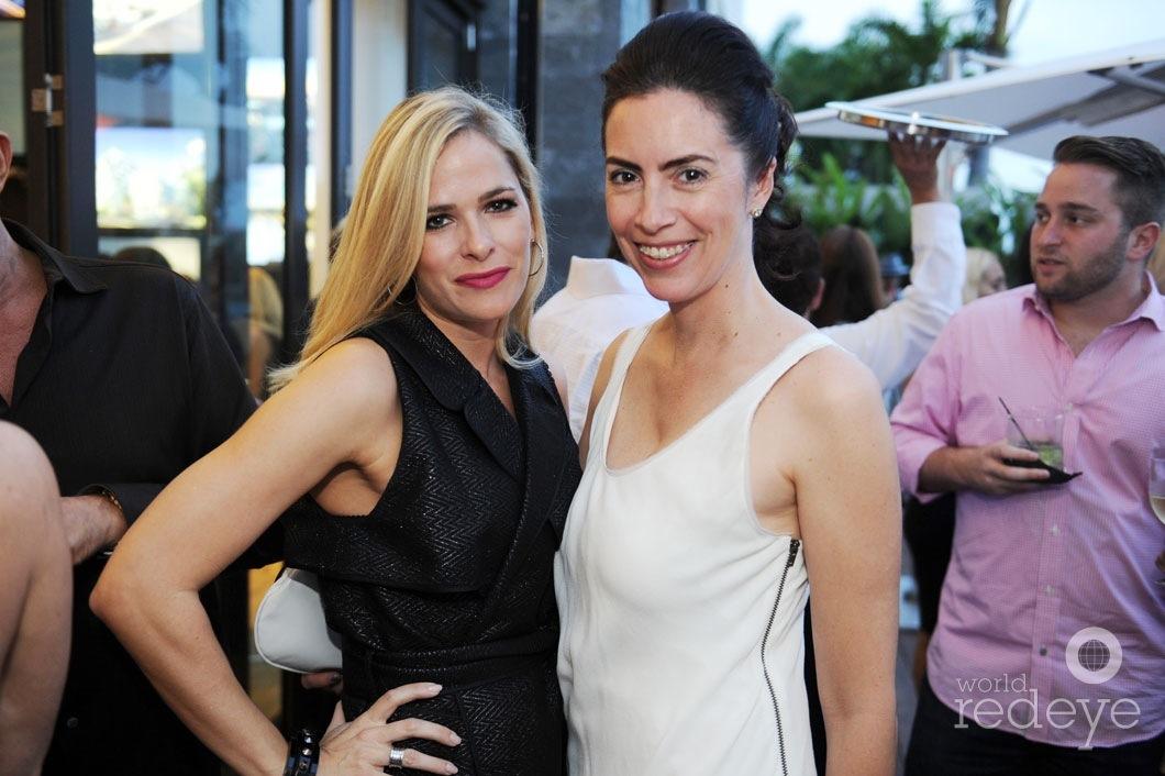 Jessica Anderson & Florencia Jimenez