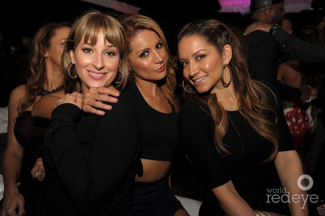 Kim Ashley, Natalia Diaz Weissman, & Mary Floyd