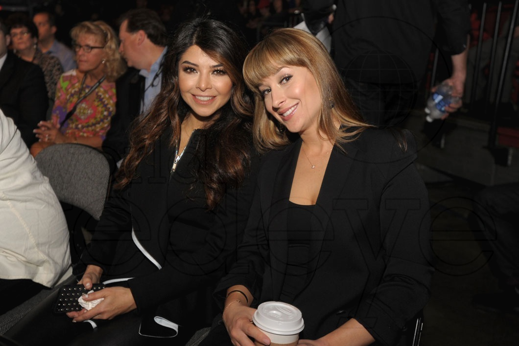 Maria Checa & Kim Ashley