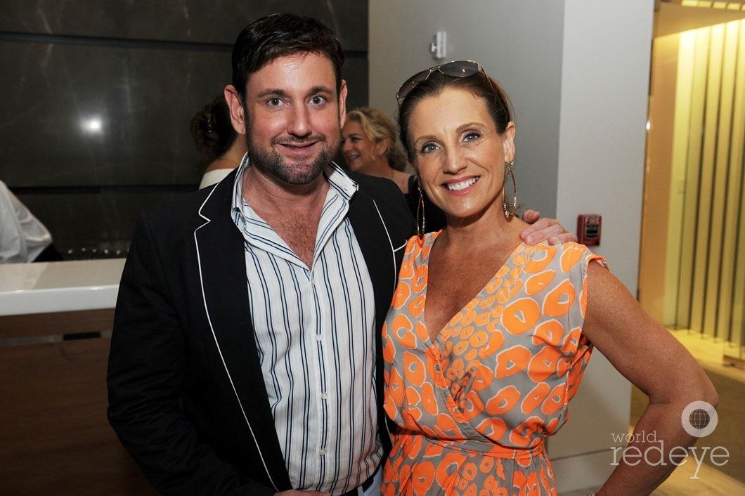 Michael Gongora & Rebecca Johnson