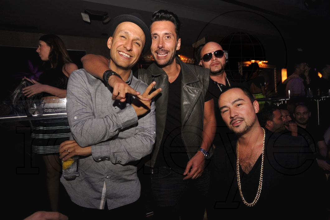 DJ Vice, Cedric Gervais, Raul Conde, & Chris Jones