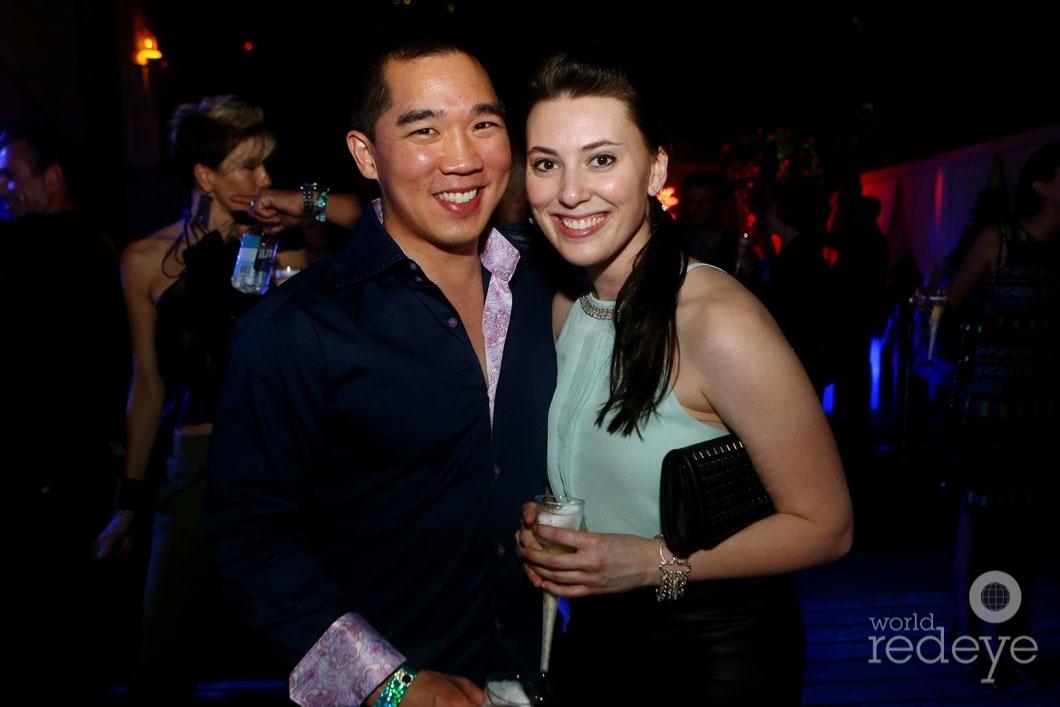 Alan & Jennifer Wong