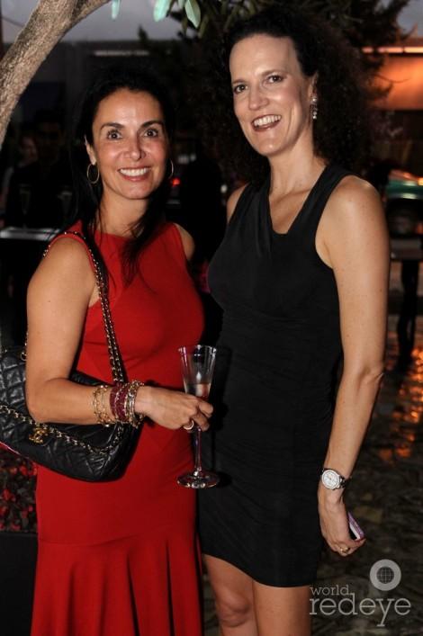 Eugenia Hinojosa & Barbara Pacheco