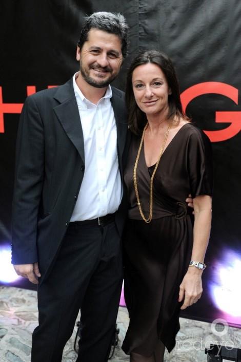 George & Jennifer Millian