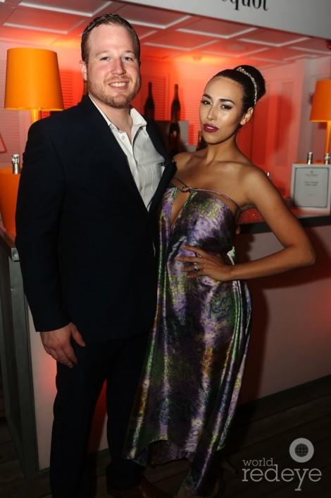 Jason & Alexia Ayars
