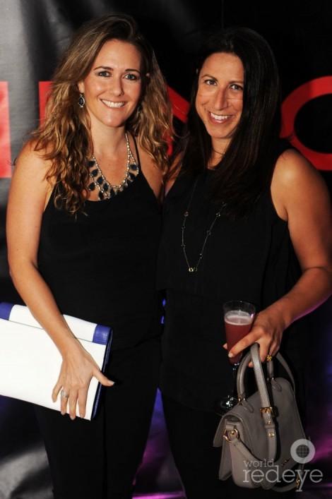 Renata Vasconez & Samantha Gallacher