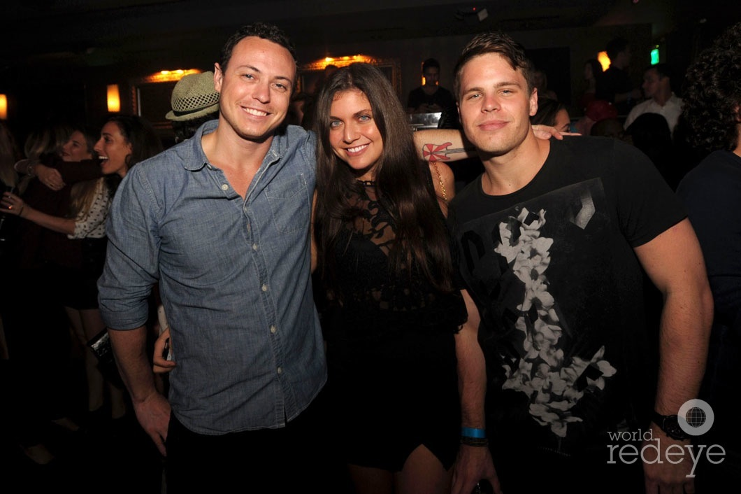 Ryan Troy, Sunny Middleton, & Tyler Loy