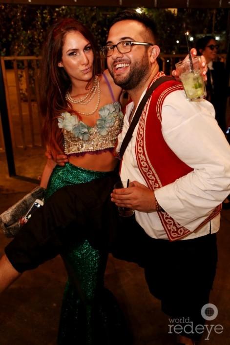 Sofia Terrazas & Chris Ladas