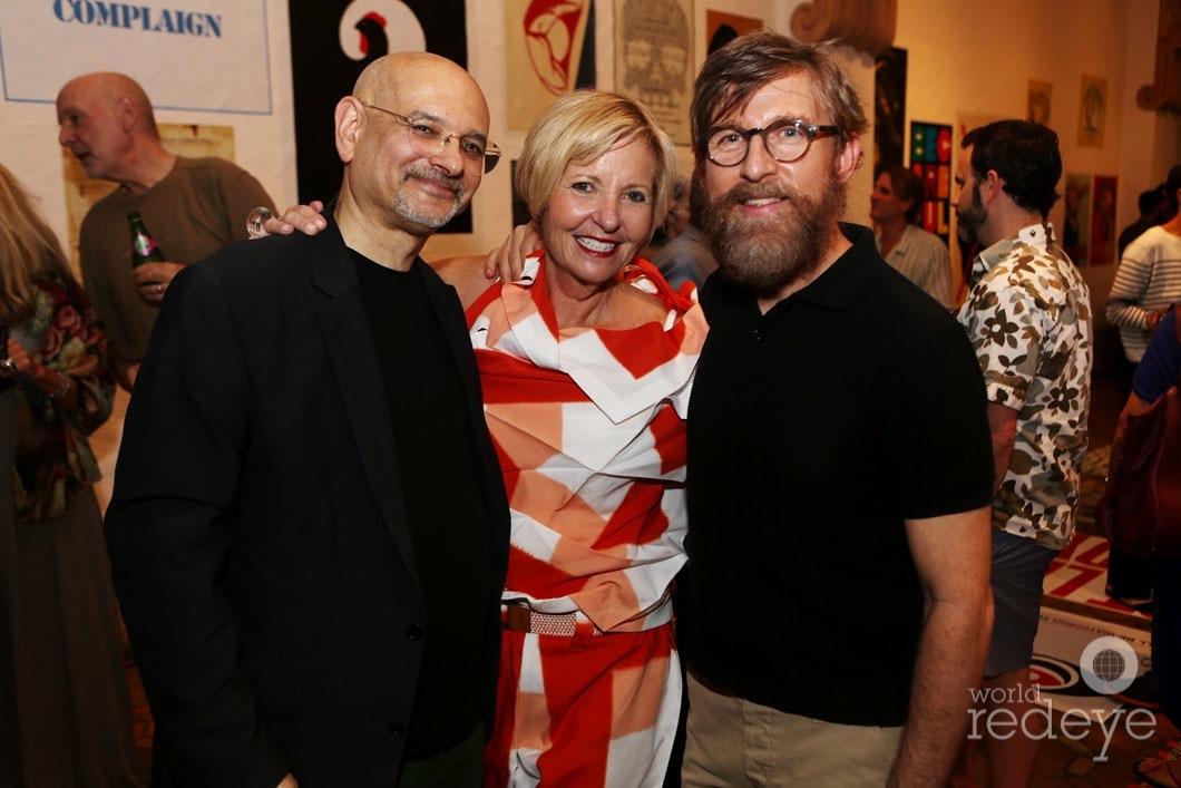 Steven Heller, Cathy Leff, & Todd Oldham