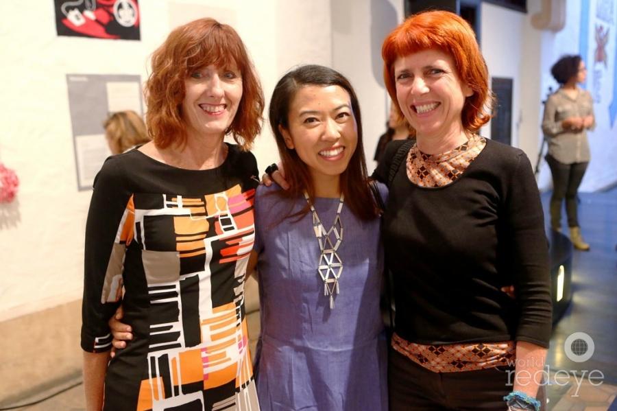 Cathy Byrd, Mylinh Trieu Nguyen, & Silvia Barisione