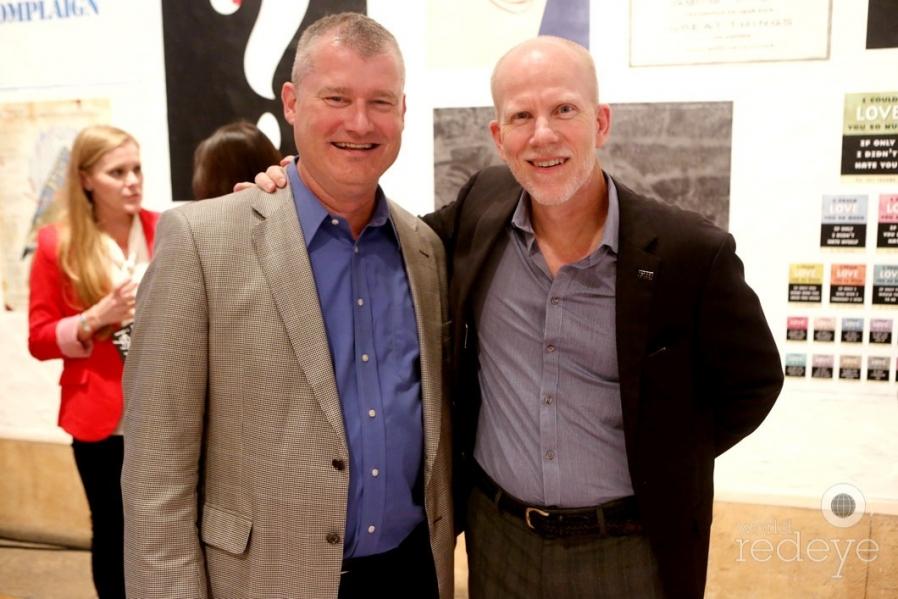 Casey Steadman & Michael Hughes
