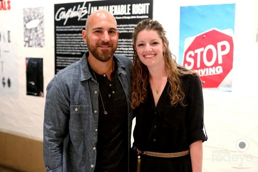 Chris Adamo & Randi Wolfson