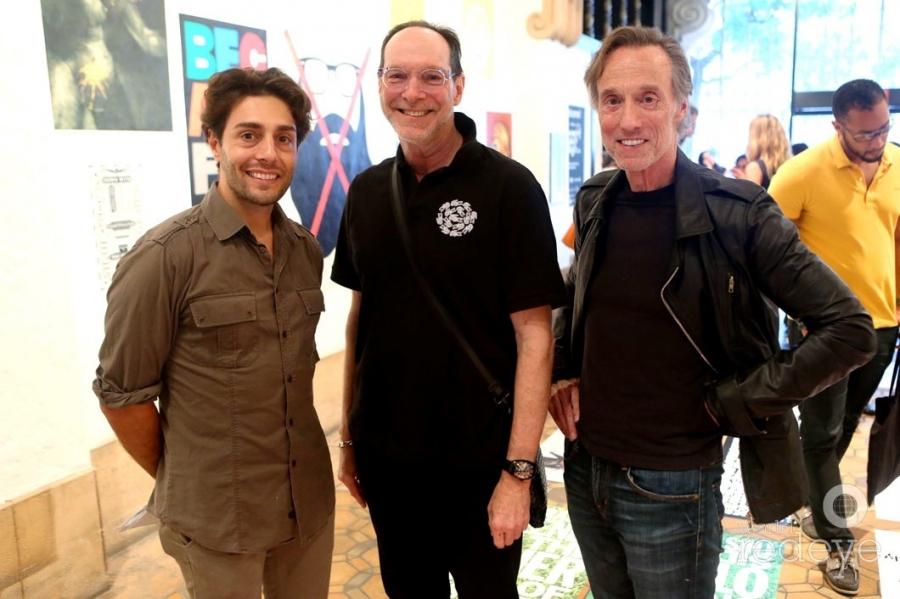 Gabriel Delponte, Gary & Rod Wasserman