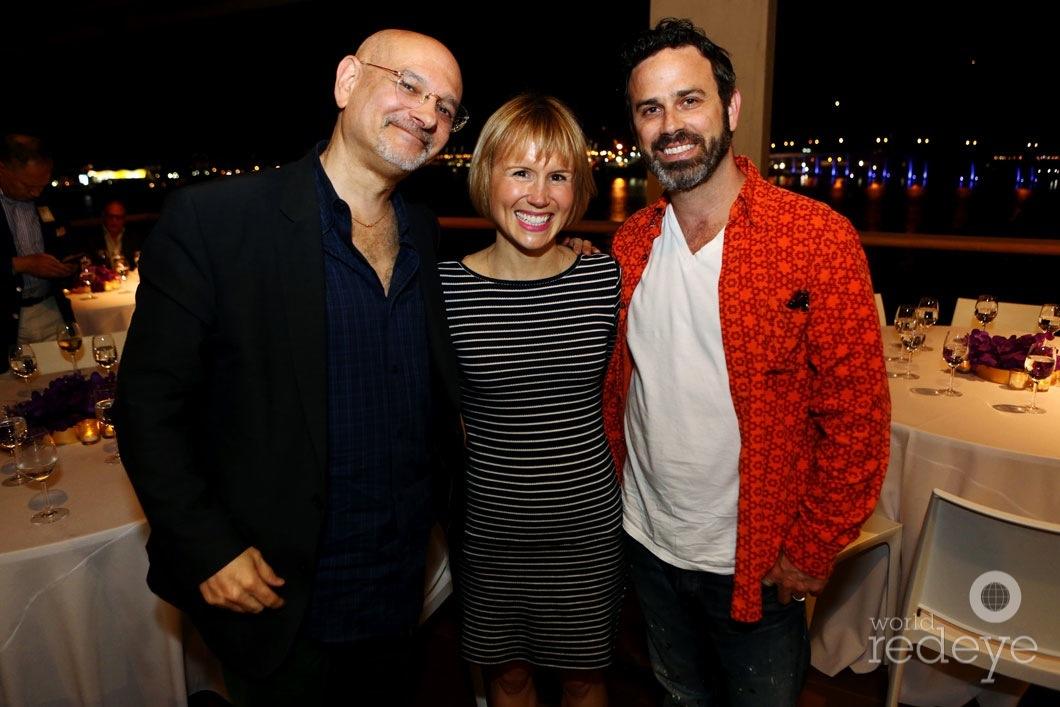 Steven Heller, Ashlea Powell, & Gabe Klein