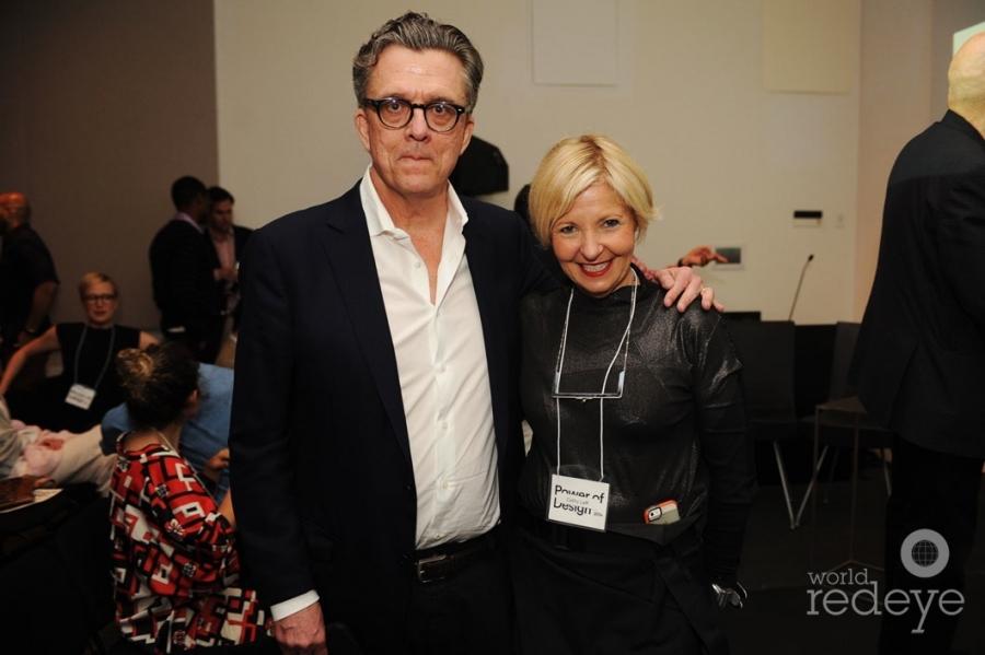 Kurt Anderson & Cathy Leff