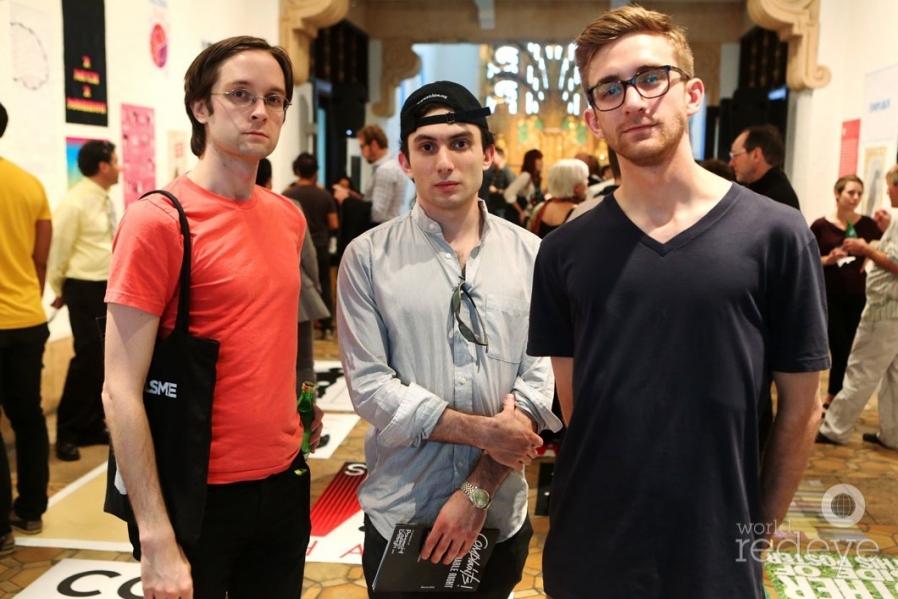 Jules Laplace, Ryder Ripps, & Paul Bouchon