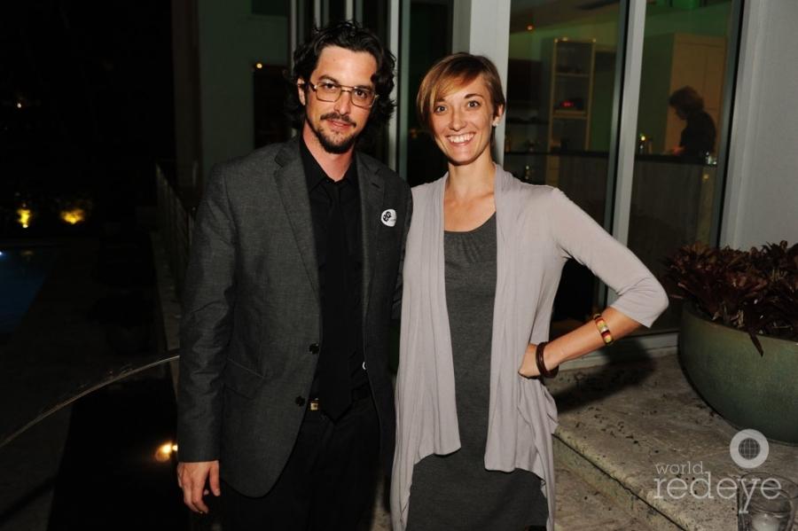Nathaniel Sandler & Amy San Pedro