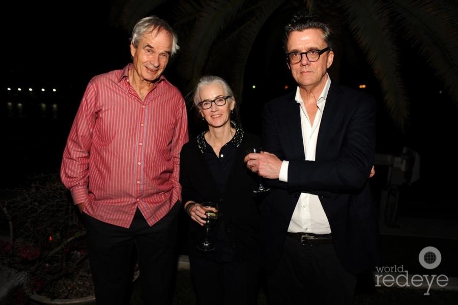 Paul Verkuil, Anne Kreamer, & Kurt Anderson