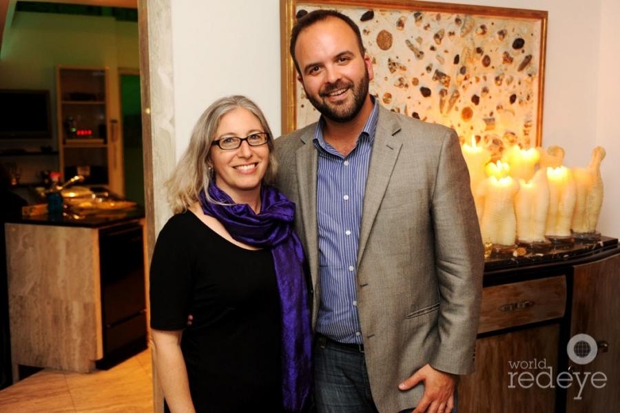 Rebecca Friedman & Ric Herrero