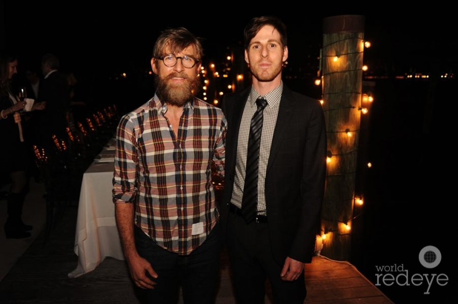 Todd Oldham & Matthew Abess