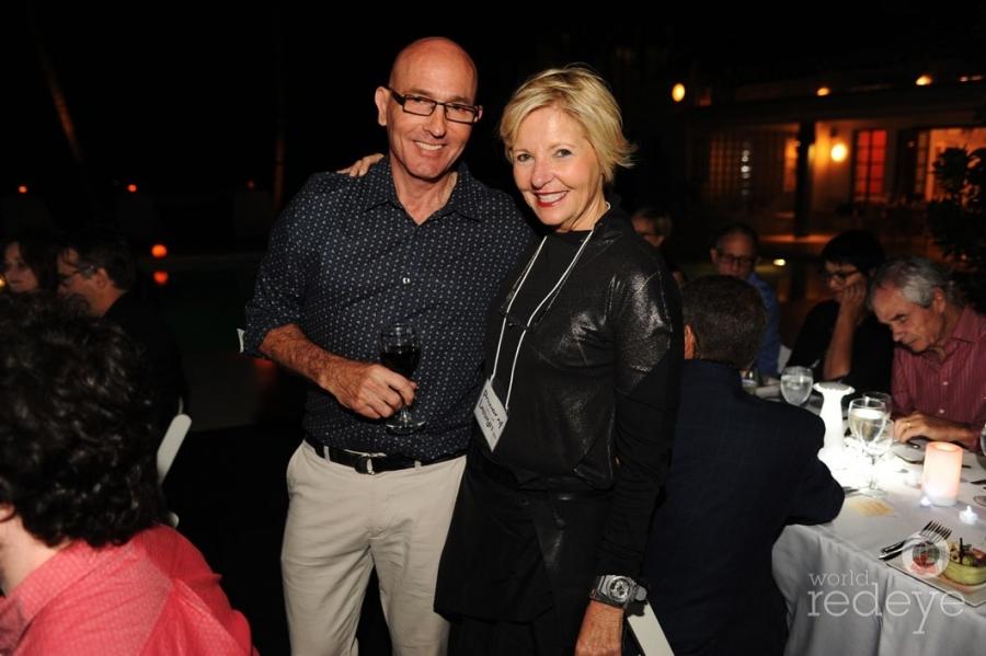 Tom Healy & Cathy Leff