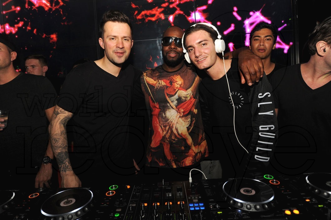 Dirty South, Wyclef Jean, Alesso, & Michael Brun