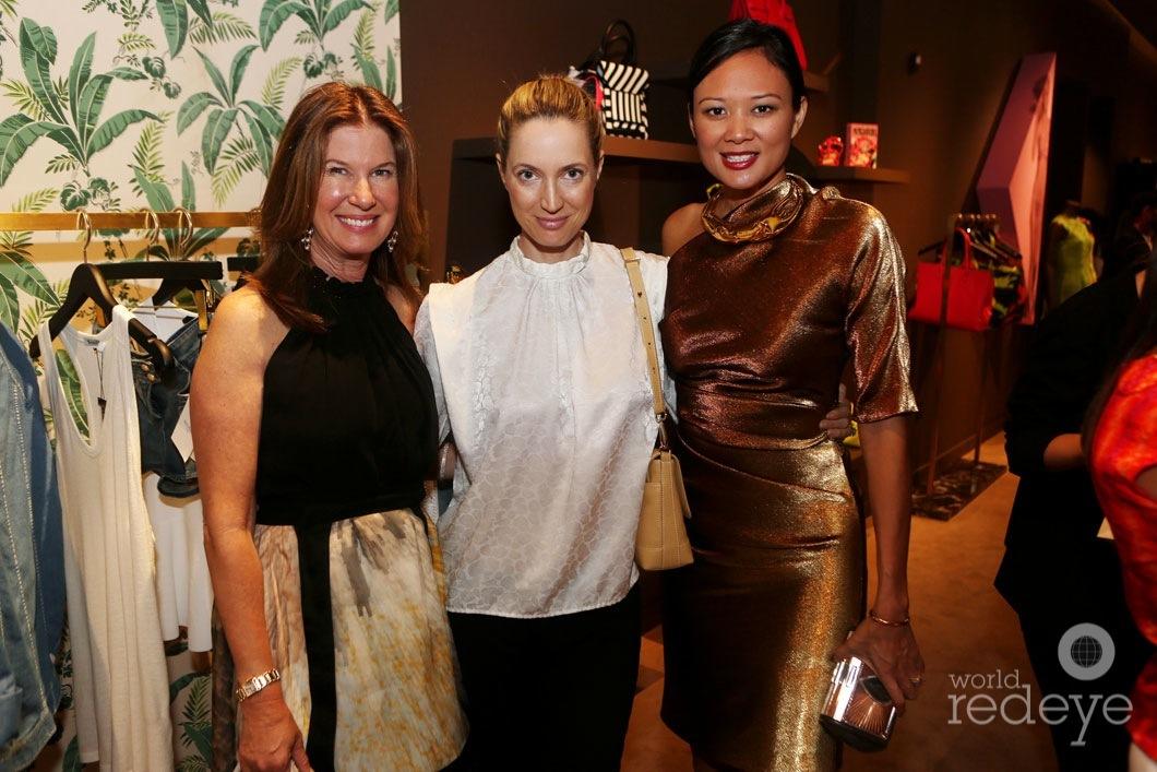 Dana Shear, Hadley Henriette, & Criselda Breene