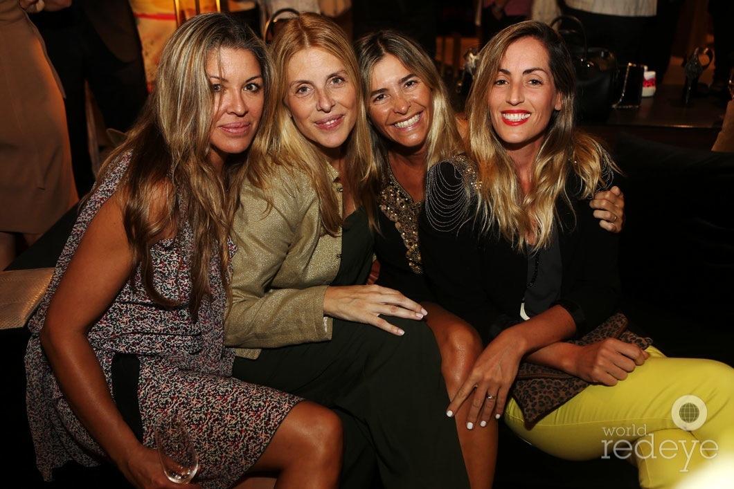 Malena Assing, Soledad Picon, Silvana Larrarte, & Luli Ballestrin