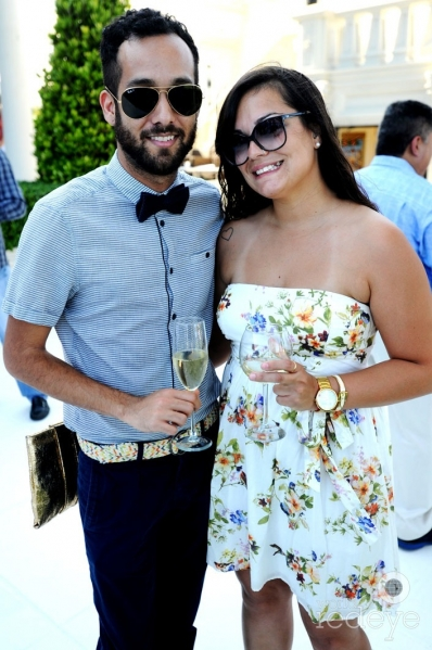 Albert Miller & Marina Deluca