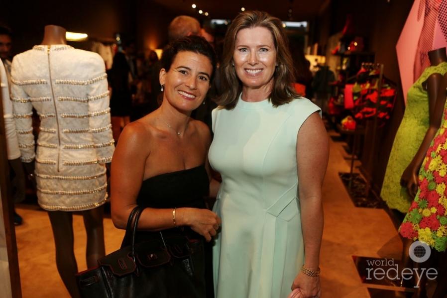 Gabrielle Abada & Melanie Barre