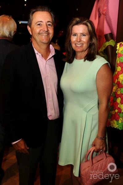 Jean Paul & Melanie Barre
