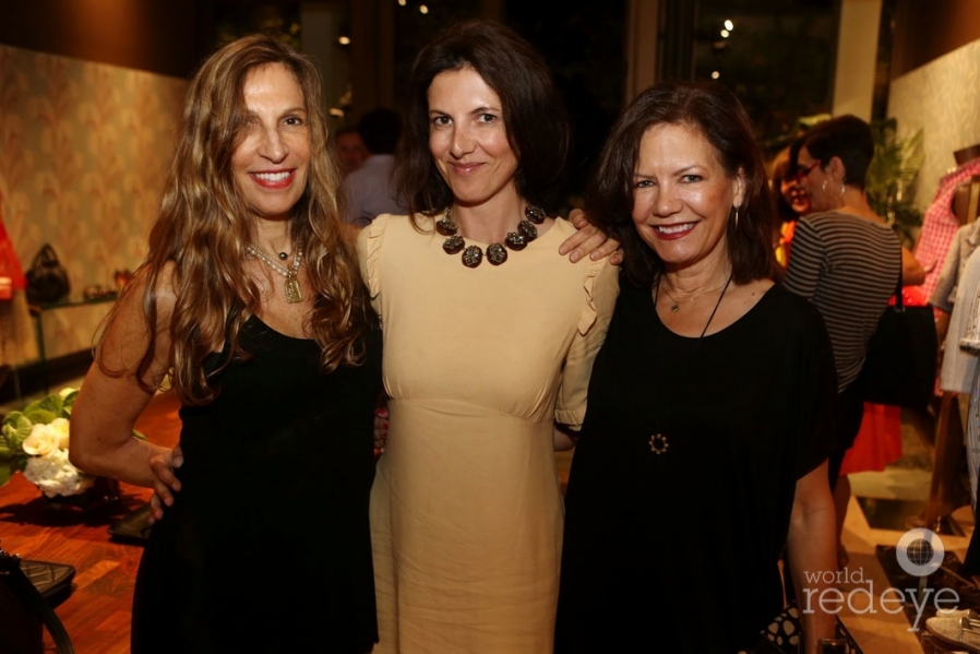 Lynn Larrieu, Monica Madotto, & Nisi Berryman
