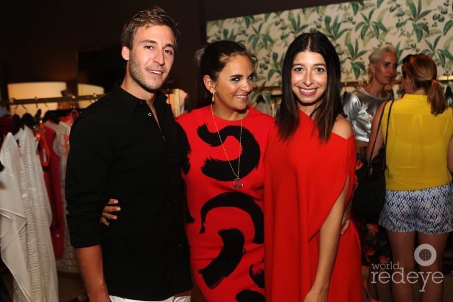 Jake Rosenberg, Laure Heriard Dubreuil, & Stephanie Mark