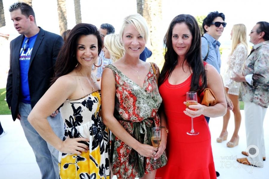 Toni Valentino, Alex Gresham, & Kathryn Norton