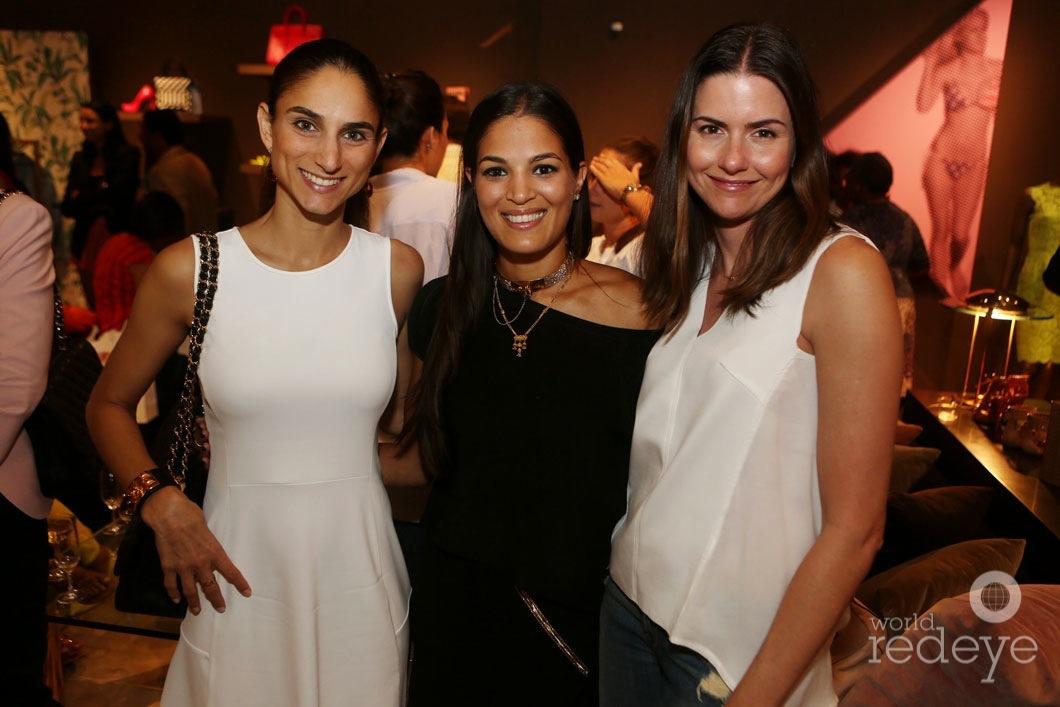 Romy Farah Weissman, Asha Elias, & Tracy Slavens