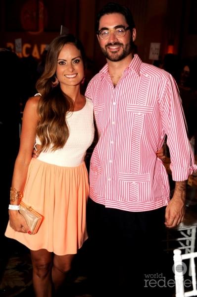 Melissa Medina & Tony Jimenez